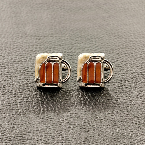 Mug of Beer Cufflinks