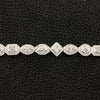 Multi-shape Diamond Bracelet