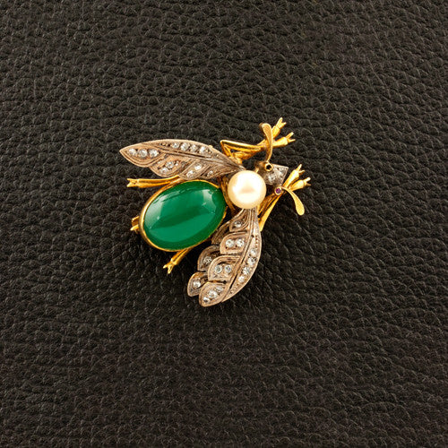 Estate Bee Pin