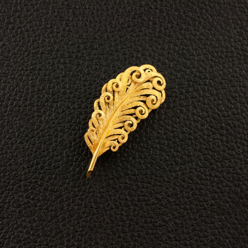 Estate Feather Pin