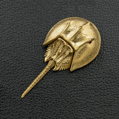 Horseshoe Crab Pin