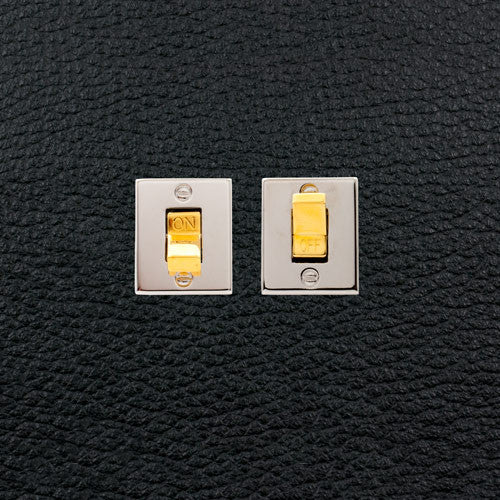 On Off Switch Cufflinks
