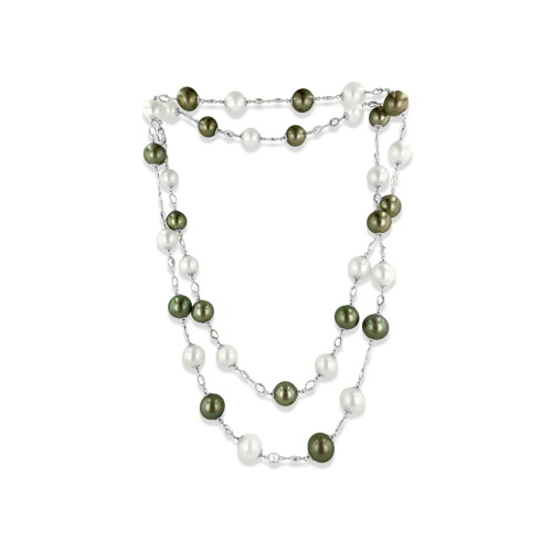 Tahitian & South Sea Pearl Necklace