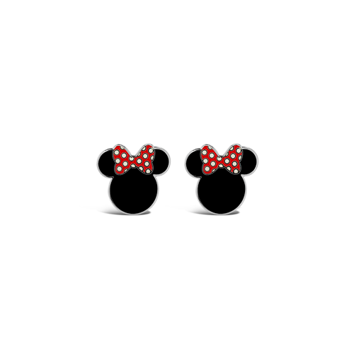 Minnie Mouse Cufflinks