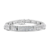 Retro Diamond Estate Bracelet