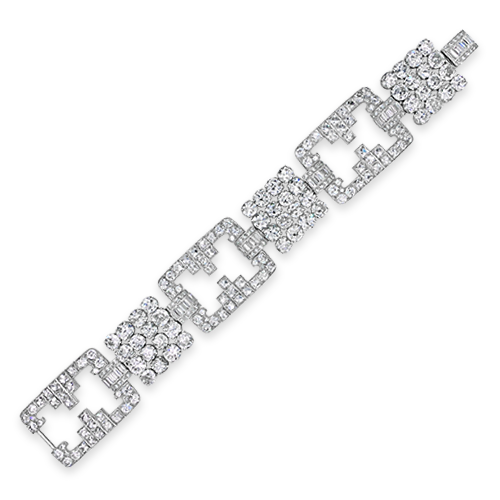 Diamond Estate Bracelet