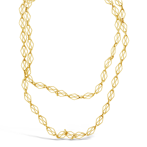 Gold Italian Estate Chain