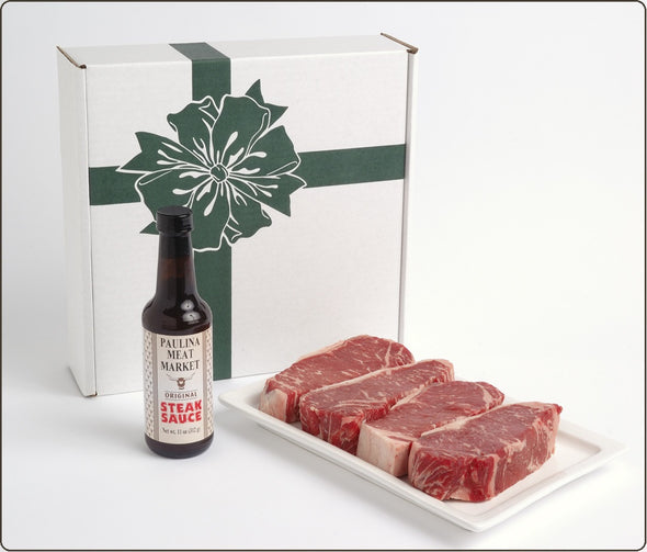 NY Strip Steak Pack