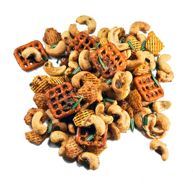 Rosemary Cashew Snack Mix (Paul Wayne)