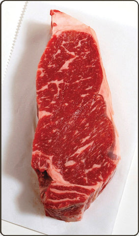 Aged Prime Strip Steak