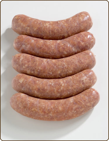 Fresh Pork Bratwurst (Thuringer)