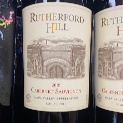 Rutherford Hill Canernet Sauvignon