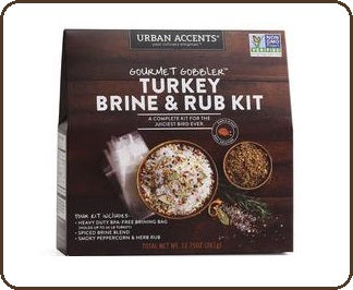 Turkey Brine Kit