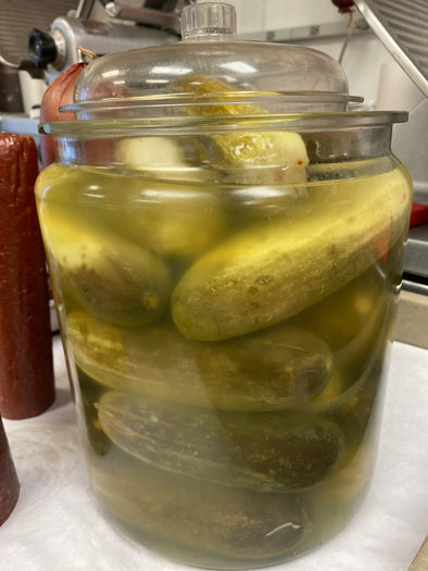 Kosher Jumbo Pickles