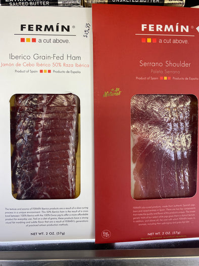 Fermin Dry Cured meats