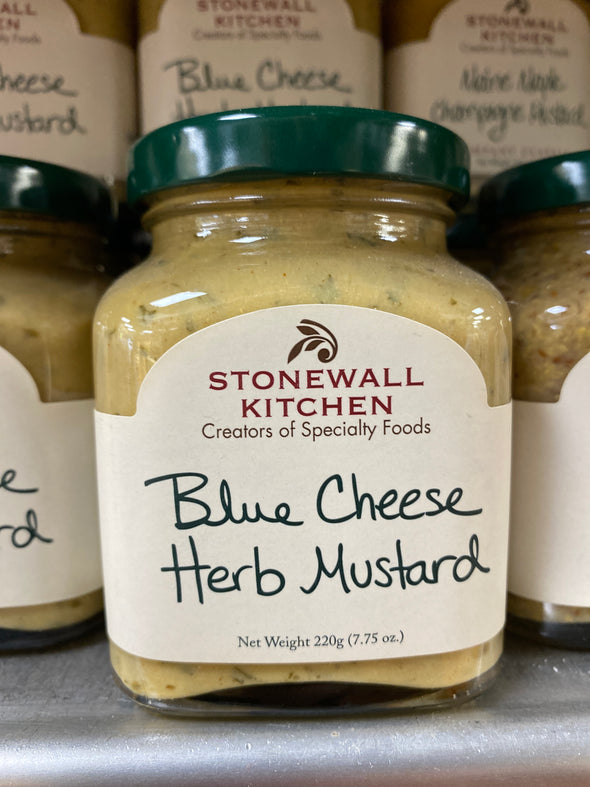 Blue cheese mustard
