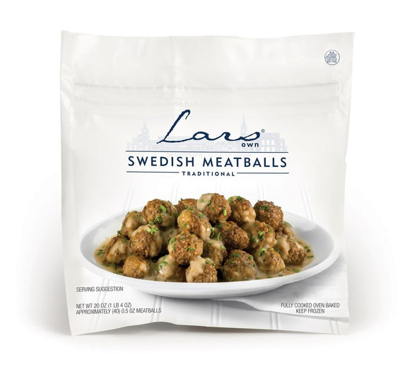 Lars Own Swedish Meatballs