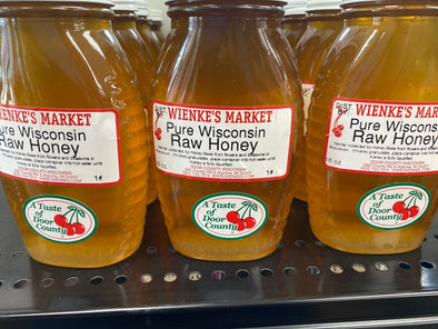 Wienkes Market Raw Honey