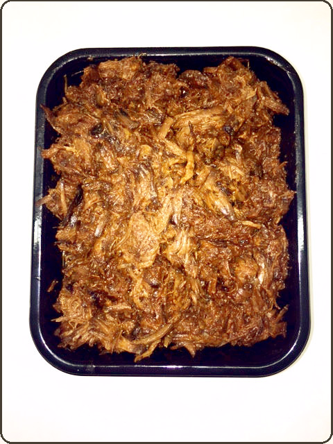 Smoked BBQ Shredded Beef