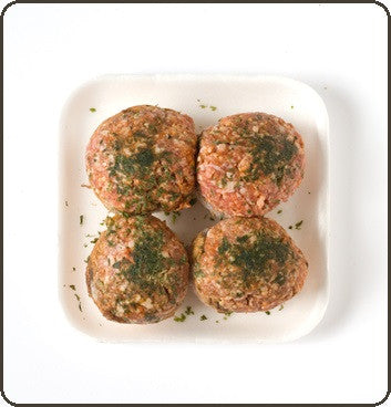 Stuffed Mushroom with Lamb