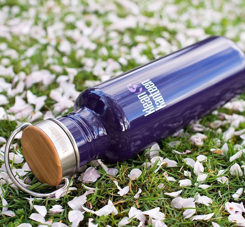 Klean Kanteen sustainable reusable water bottle