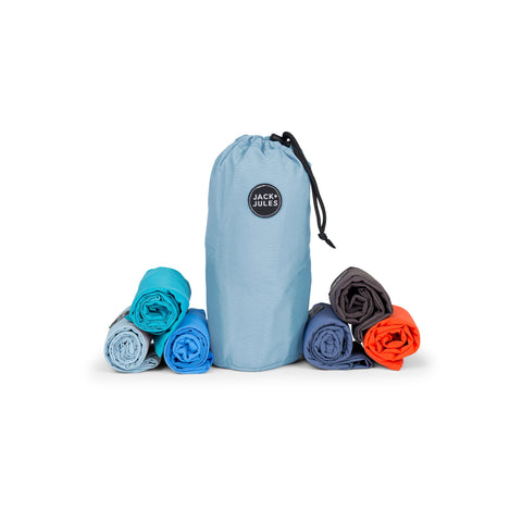 NEW!  Six-Pack Market Bag Set - Sea Breeze