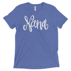 All She Wrote Notes Nana Shirt