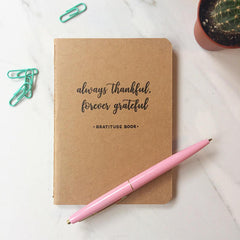 gratitude journal - the paper shoppe