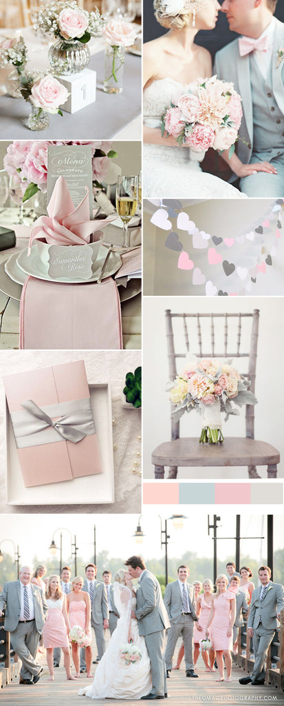 Wedding color personality - LamaWorks