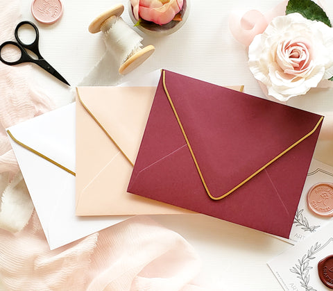 The Gratitude Collection - Mixed Envelope Colors