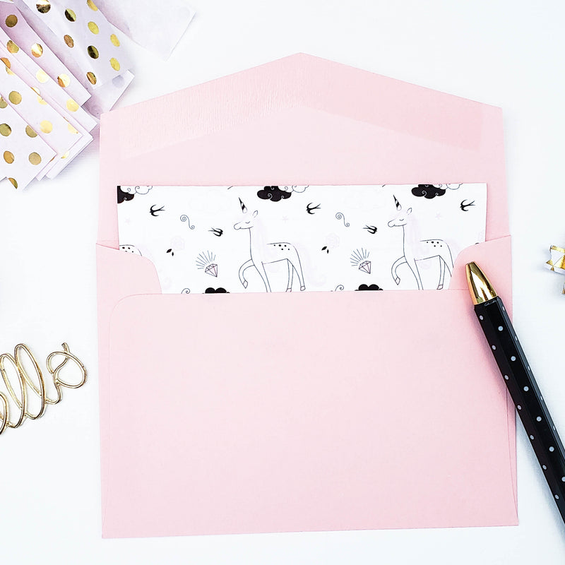 Cute Fox Letter Writing Set