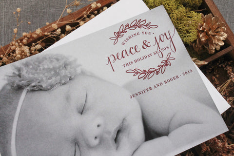 Peace and Joy - Special Holiday Donation!!
