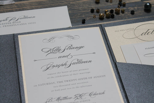 Kelly and Joseph