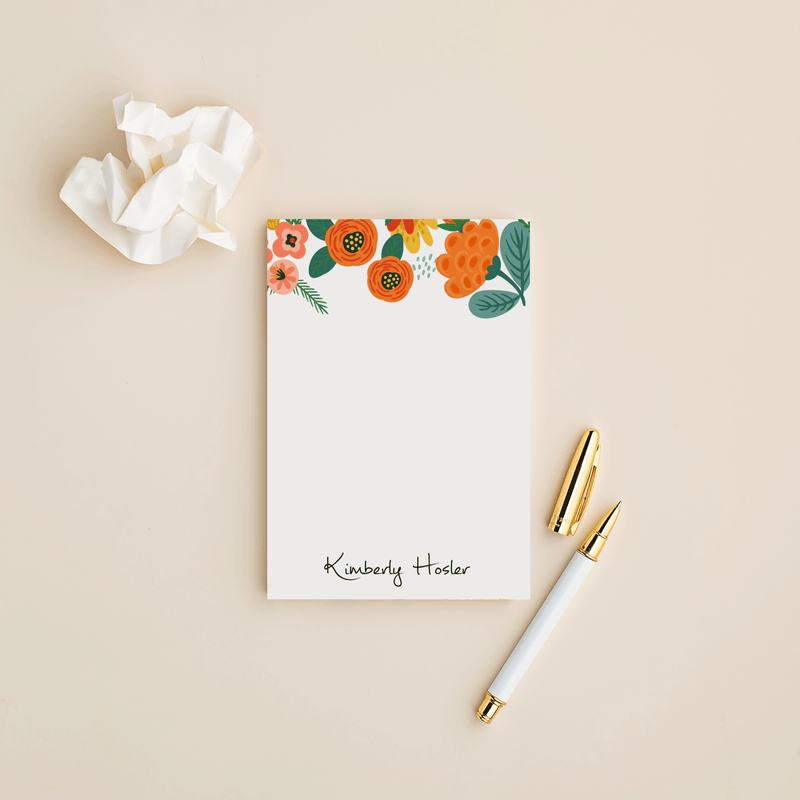 Sophisticated Letter Kit - Floral Sprig