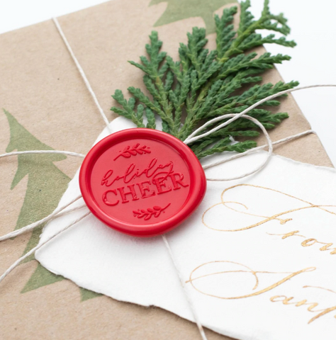 Holiday Cheer Wax Seals
