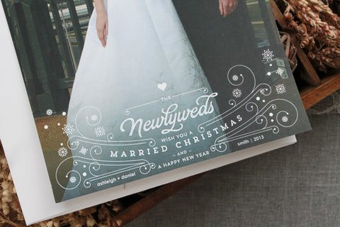 Newlyweds - Married Christmas