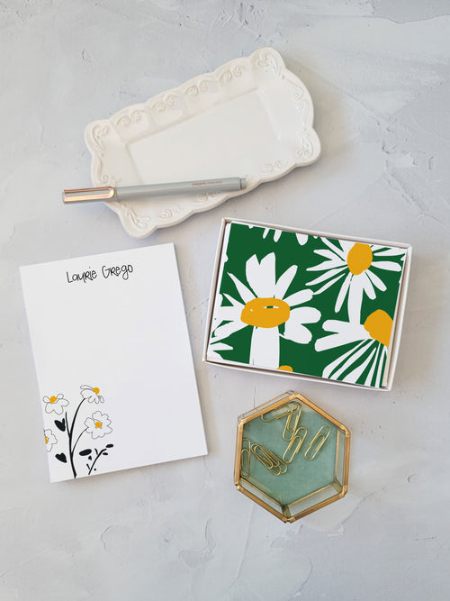 Daisy Bouquet Gift Set