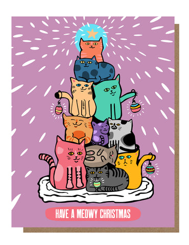 12 Cats of Christmas