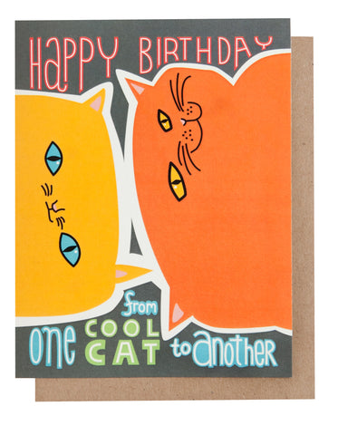 Cool Cats Birthday