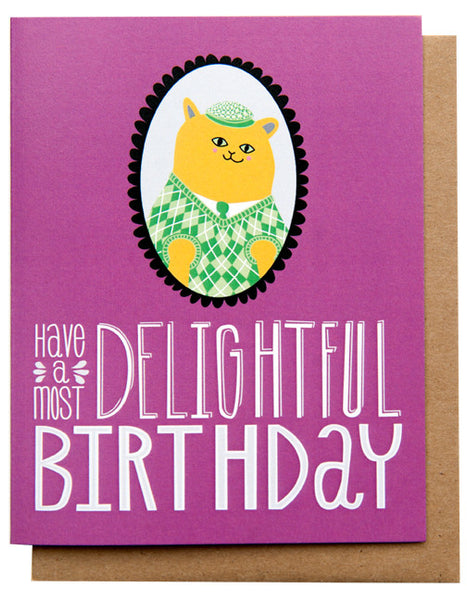 Have a Delightful Birthday