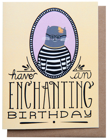 Have an Enchanting Birthday