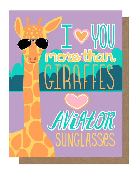 Giraffe Sunglasses