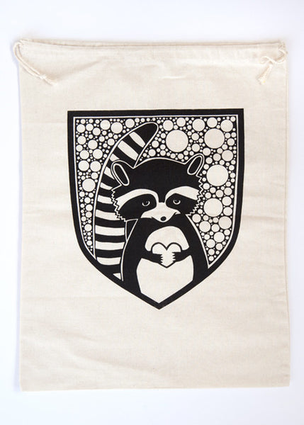 Racoon Project Bag