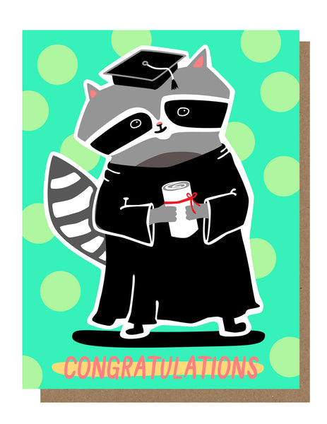 Grad Raccoon