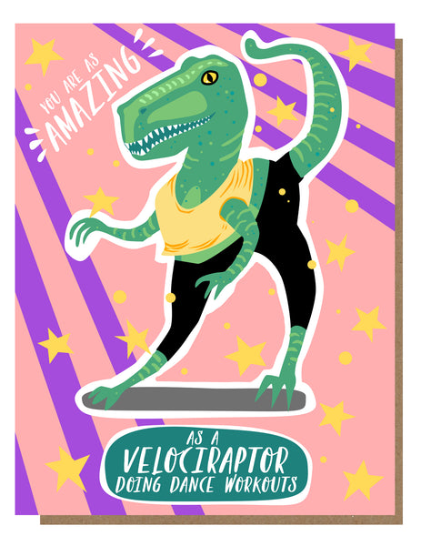 Velociraptor Workout