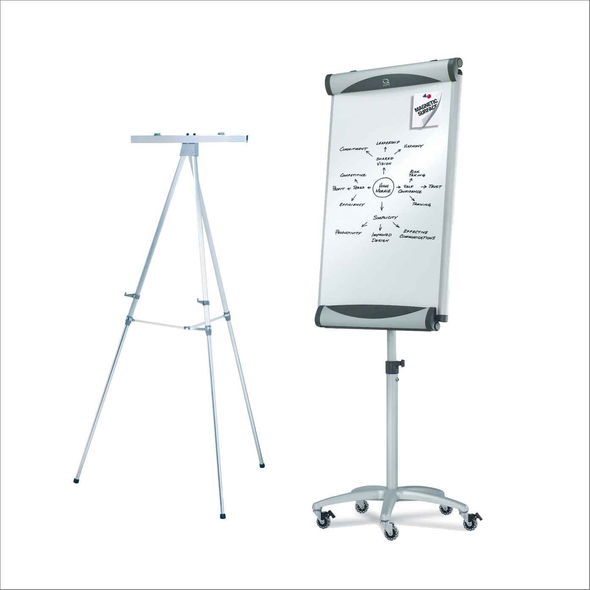 Whiteboard Easels, Flipcharts & Markers