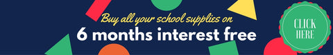 Buy school supplies on interest free terms