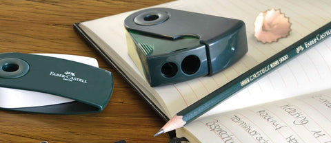 Faber-Castell Pebcil Sharpener and Eraser