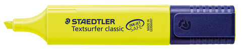 Staedtler Highlighter Yellow Textsurfer Classic