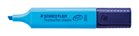 Staedtler Highlighter Blue Textsurfer Classic